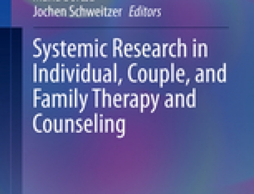 "Book presentation:  ""Systemic Research in Individual, Couple, and Family Therapy and Counseling"", edited by Matthias Ochs, Maria Borcsa and Jochen Schweitzer (2020)."